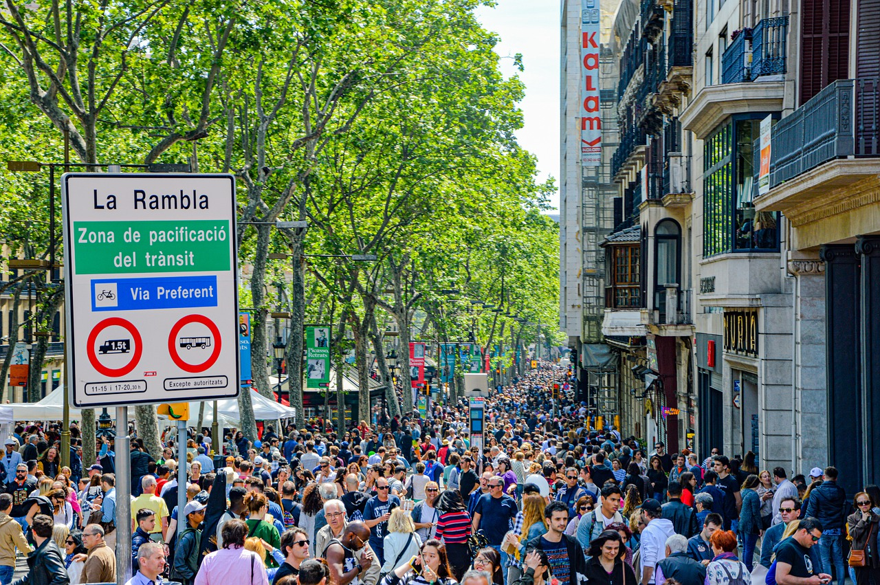 larambla Barcelone