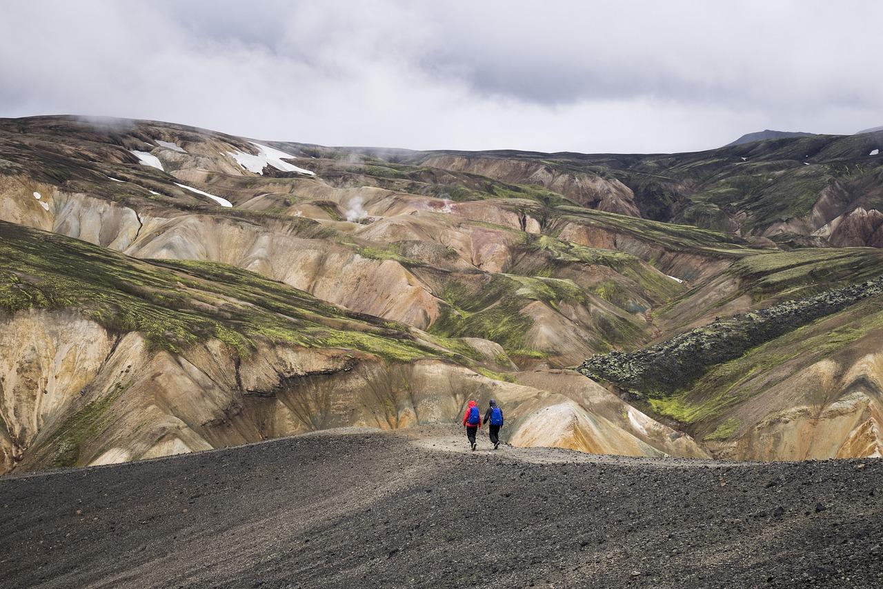 randonnée Islande