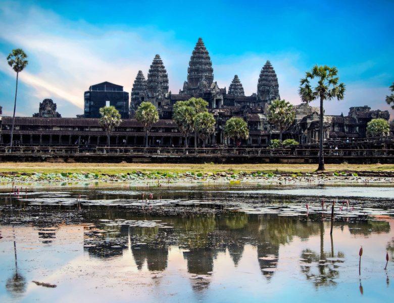 Visiter le Cambodge et ses différents trésors.